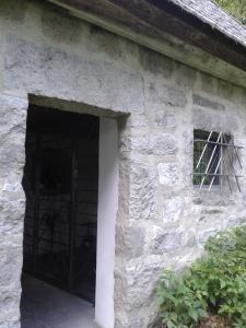 Vom Bunker zur Kapelle.