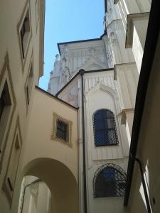 Verwinkelt, barock, mit einem Hauch Gotik, Passau hat kunsthistorisch allerhand zu bieten.