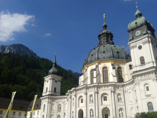 Barock-Bombast in den Alpen.