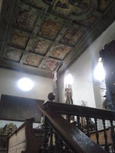 St. Emmeram ist nicht nur hell, sondern auch mystisch.