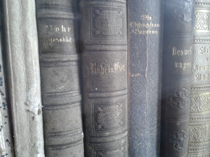 Solche Bücher gehören in jedes Regal im Freistaat.