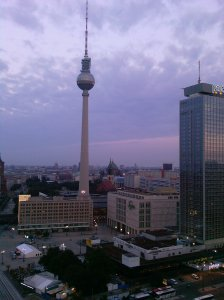 Mit dem richtigen Licht wirkt sogar Berlin schön