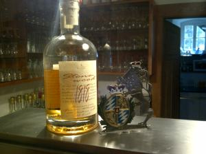 Ohne bayerischen König keinen gscheiden Whisky!