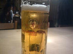 Dieses Bier ist wahrlich nicht leicht einzuordnen.