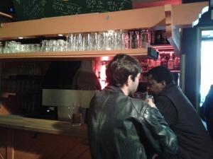 Das Sunshine-Pub: Fassbinders favourite Boazn