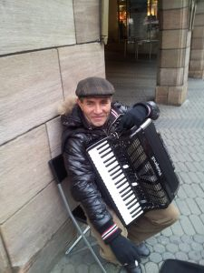 Octavian Sando füllt Nürnberg mit Musik (Foto: Nathanael Meyer/PolTec-Magazin)