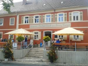 Auch die Dörfer um Bamberg feiern meist zur gleichen Zeit Kerwa.