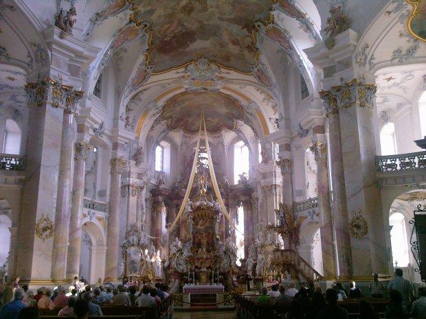 DAS Meisterwerk barocker fränkischer Baukunst darf bei einem Kerwa-Ausflug nicht fehlen!