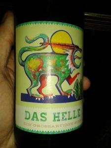 Dieses Bier ist so manches, aber sicherlich nicht großartig.