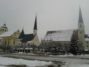 Das religiöse Zentrum Bayerns