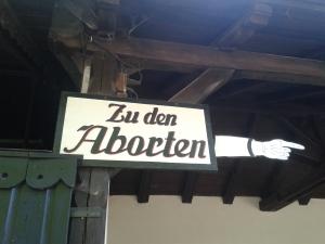 Man spricht deutsch.