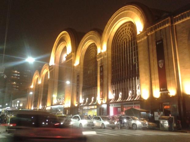 Ein gigantischer Tempel des Konsums.