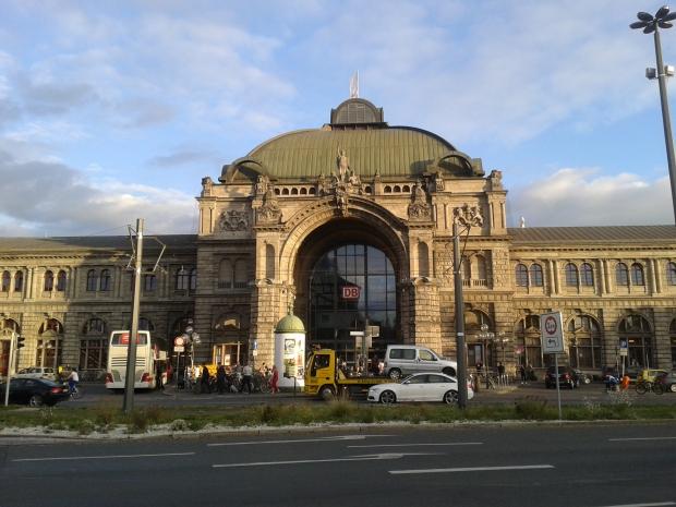 Ob die Züge zu Kaisers Zeiten auch so viele Verspätungen hatten?